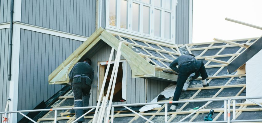 Get professional help to repair your roof and see the difference!