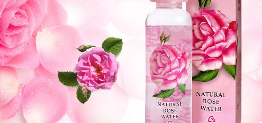 Health benefits of Rose Water