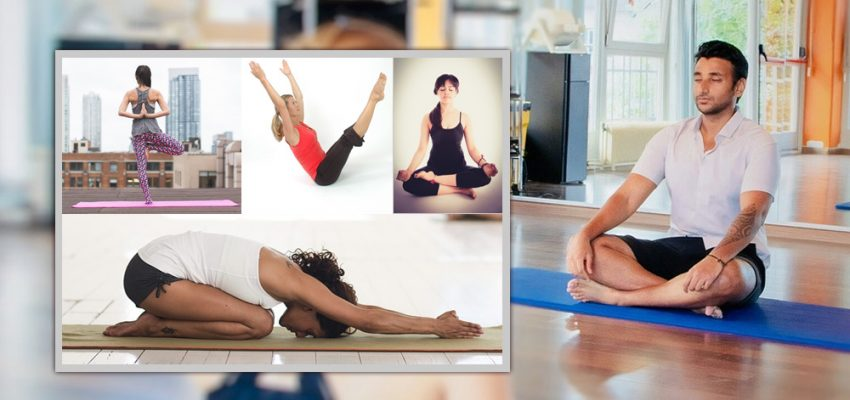 Power Yoga – The new form of Yoga!