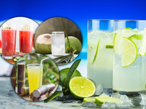 Desi Drinks to Stay Cool in this Summer!