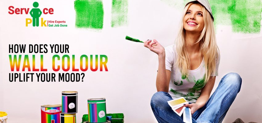 How Does Your Wall Colour Uplift Your Mood?