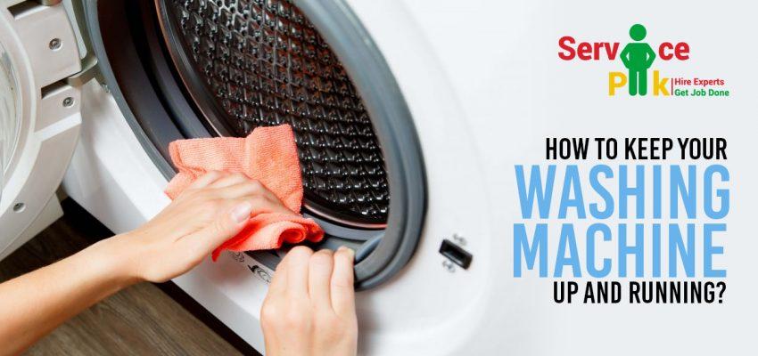 Washing Machine Care Hacks