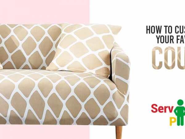 How to Customize Your Favorite Couch?