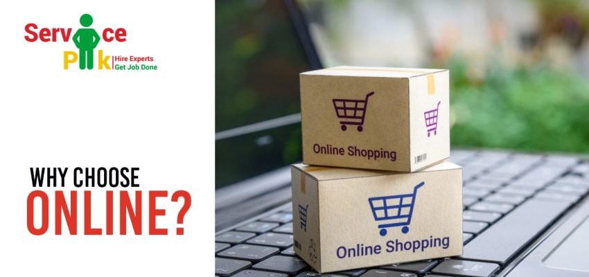 Why Choose Online?