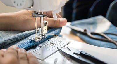Stitching and Designing
